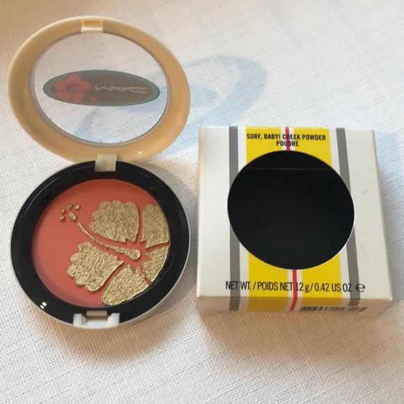 MAC Cosmetics Other - PM EDITOR PICK!🌺🤙🏽 MAC Surf, Baby! Cheek Powder